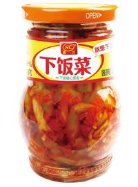 惠川食品228克下饭菜