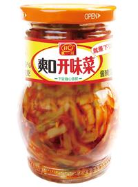 惠川食品228克开味菜
