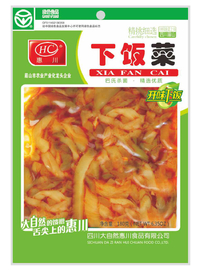 惠川食品180克下飯菜
