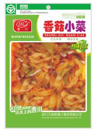 惠川食品180克香菇小菜