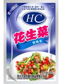 惠川食品26克花生菜
