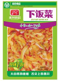 惠川食品50克下飯菜