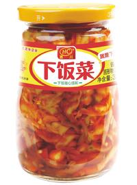 惠川食品330克下飯菜