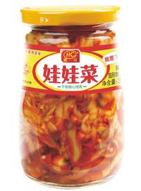 惠川食品330克娃娃菜