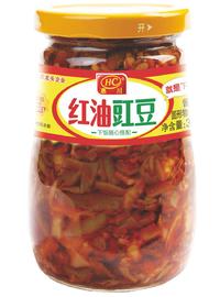 惠川食品330克红油豇豆