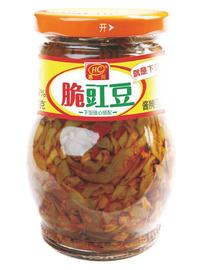 惠川食品330克脆豇豆