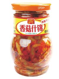 惠川食品330克香菇什锦