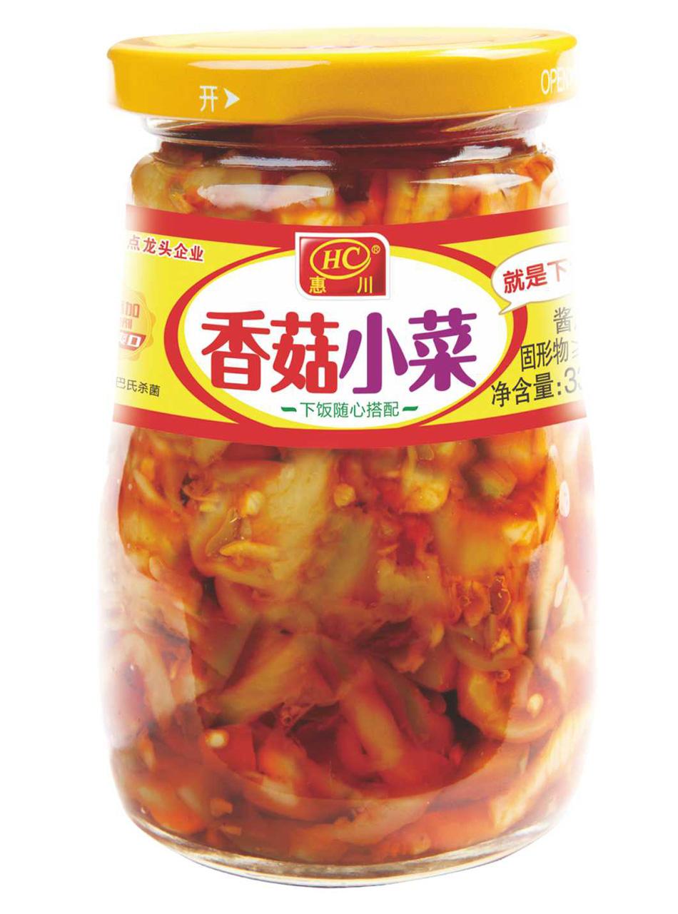 万博manbetx官网电脑食品330克香菇小菜