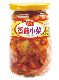 惠川食品330克香菇小菜