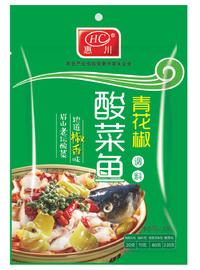 惠川食品320克青花椒酸菜魚調料