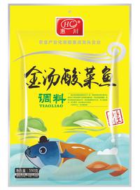 惠川食品390克金湯酸菜魚調料